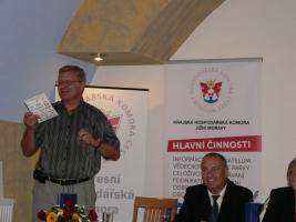Podnikatelské setkání 30-8-2011
