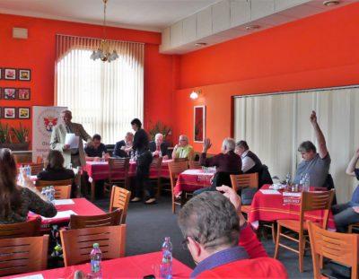 Informace o konání shromáždění delegátů OHK Vyškov 11. 4. 2018