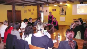Setkání Klubu podnikatelek 11.11.2014 Selský dvůr