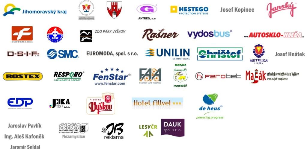 loga partnerů 2015